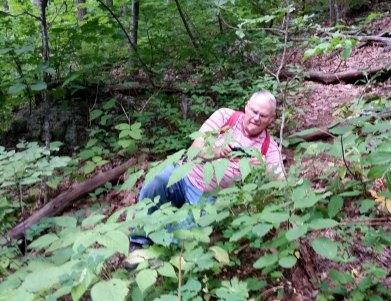 Ken Lying Down on the Job #1