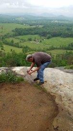 Precarious Spot & Shot!