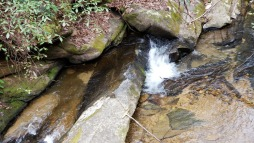 Backward Waterfalls