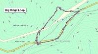 Big Ridge Loop Route