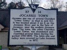 History of Jocassee