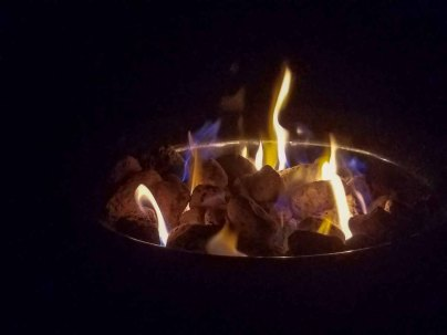 The Propane Fire Pit