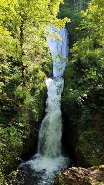 Bridal Veil Falls, Columbia Gorge