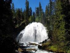 Chush Falls, Bend