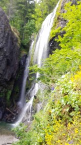 Henline Falls, Mehama