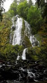 Moon Falls, Oakridge,