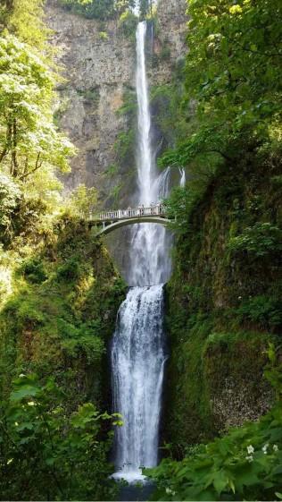 Multnomah Falls, Columbia Gorge
