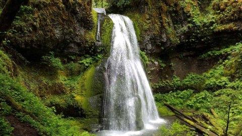 Spirit Falls, Oakridge