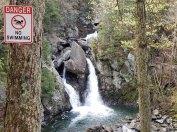 Bash Bish Falls, Bash Bish Falls State Par, NY/MA