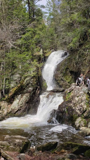 Campbell Falls, Campbell Falls State Park, CT