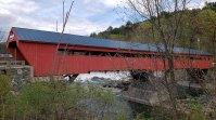 Covered Bridge, Taftsville, VT