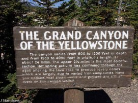 Grand Cantyon of the Yellowstone