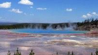 Grand Prismatic Spring - Midway Geyser Basin