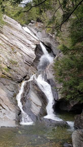 Hamilton Falls, Hamilton Natural Area, VT