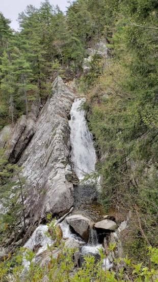 Lower Falls of Lana, VT