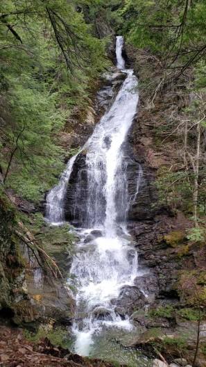 Moss Glen Falls, Stowe, VT