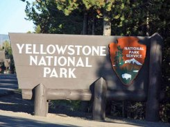 West Yellowstone Entrance